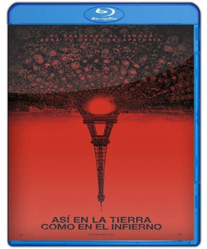 Así en la Tierra Como en el Infierno 1080p HD Latino