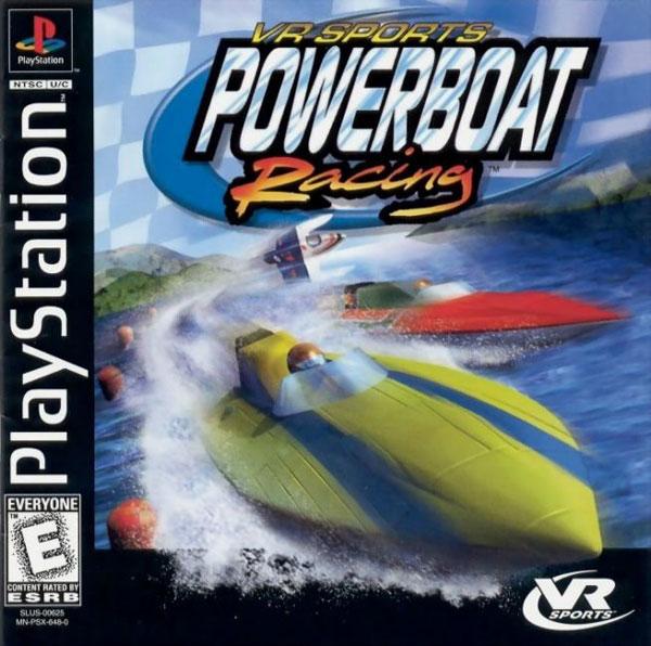 Powerboat Racing - PS1 - ISOs Download