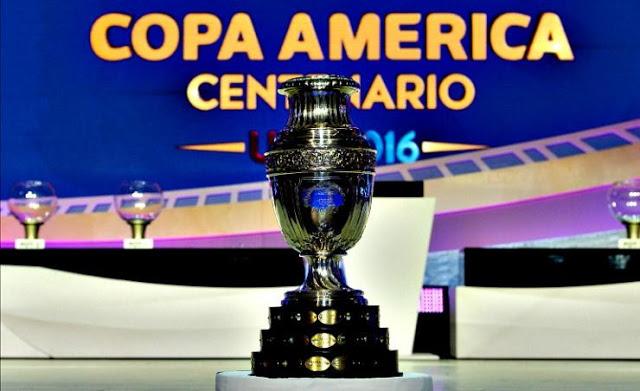 Univision TV Schedule all games Copa America Centenario 2016