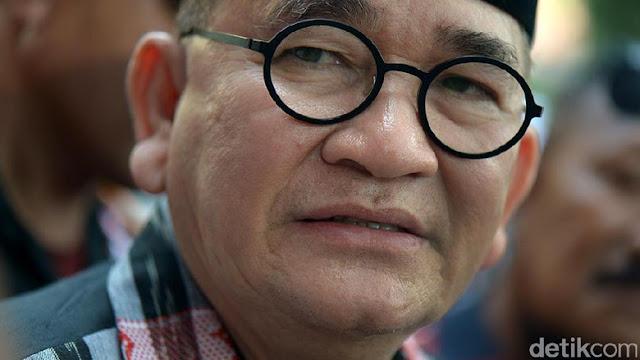 PK Ruhut Sitompul soal 'Anak PKI' Kandas