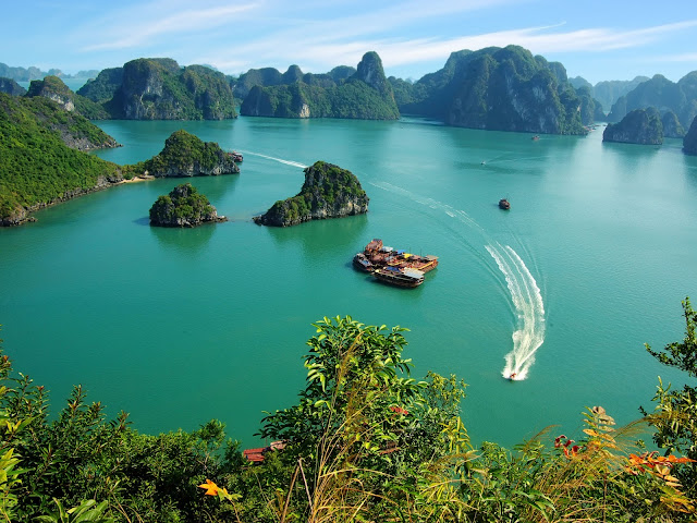 Halong Bay- A tourism treasure