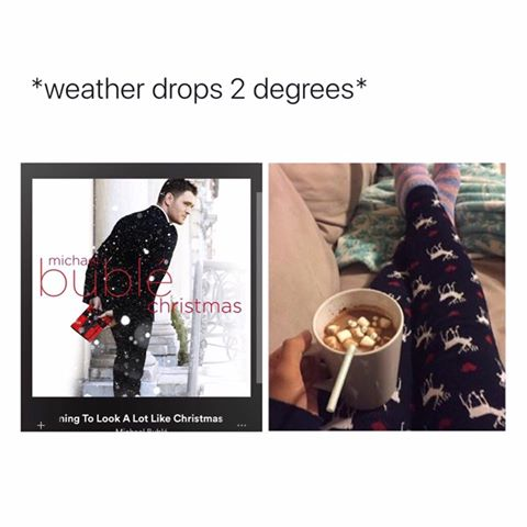 Weather drops 2 degrees