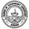 Assam HSLC Examination 2018