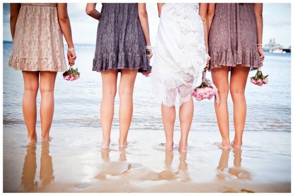 bonafidebride: Trend Forecast: Bridesmaid Photo Shoot