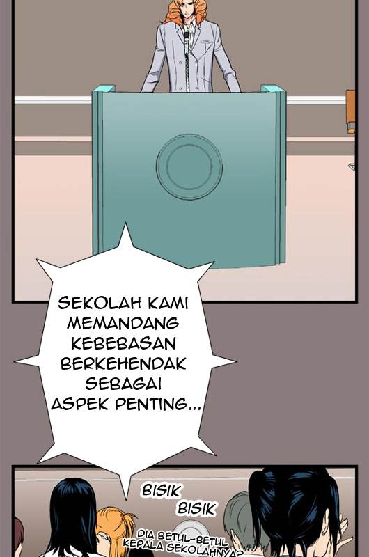 Webtoon Noblesse Bahasa Indonesia Chapter 07