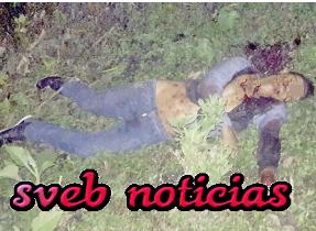 Hallan ejecutado a un hombre en Chocaman Veracruz
