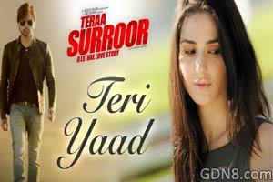 TERI YAAD - Himesh Reshammiya & Badshah - Tera Suroor