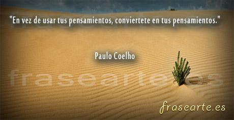 Pensamientos motivadores de Paulo Coelho