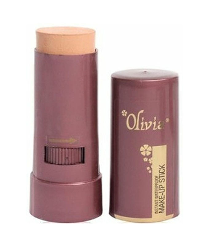 OLIVIA PAN STICK REVIEW    BEST & AFFORDABLE CONCEALER UNDER Rs.100 IN INDIA