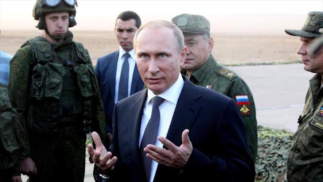 Putin urge desarrollar armas más modernas por amenazas exteriores