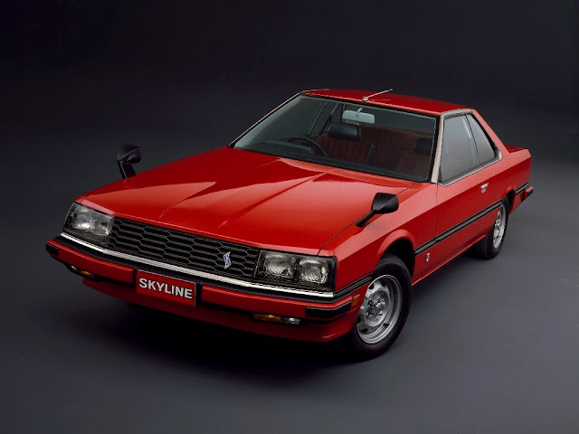 Nissan Skyline 2000GT Turbo Coupe