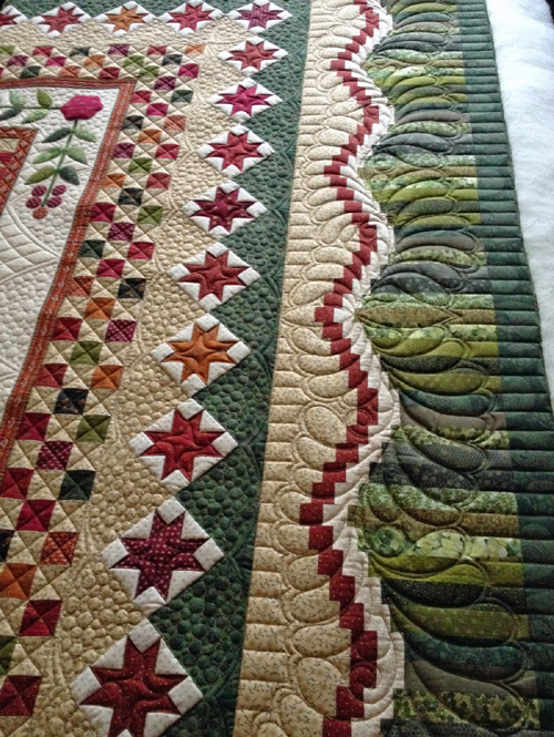 Beautiful Borders Quilt
