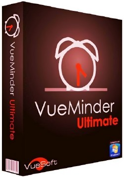 VueMinder Ultimate 2017.04 poster box cover