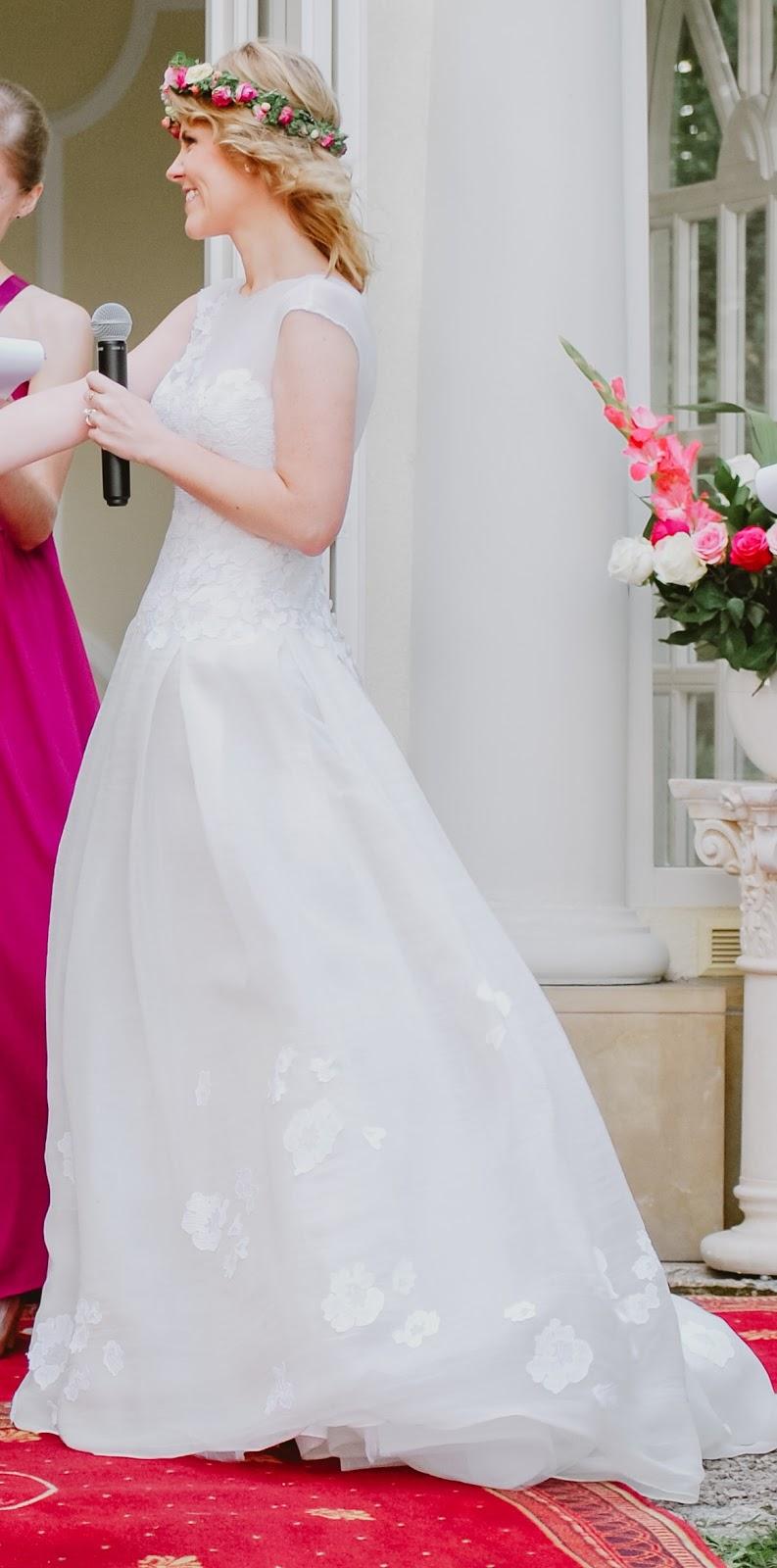 Fantastyczny Suknia ślubna - marzenia się spełniają :-) #BY-08