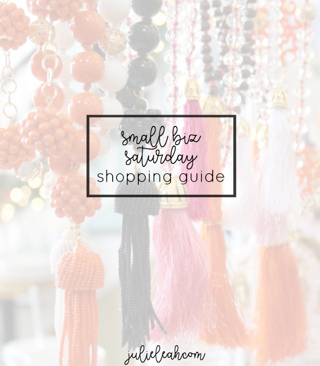 The Best Small Business Saturday Shops