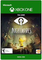 Little Nightmares Game Cover Xbox One