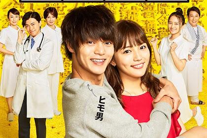 Sinopsis My Moochy Boyfriend (2018) - Serial TV Jepang