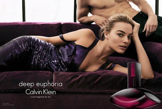 Abella's Beauty Blog: Deep Euphoria by Calvin Klein - A sophisticated perfume for women