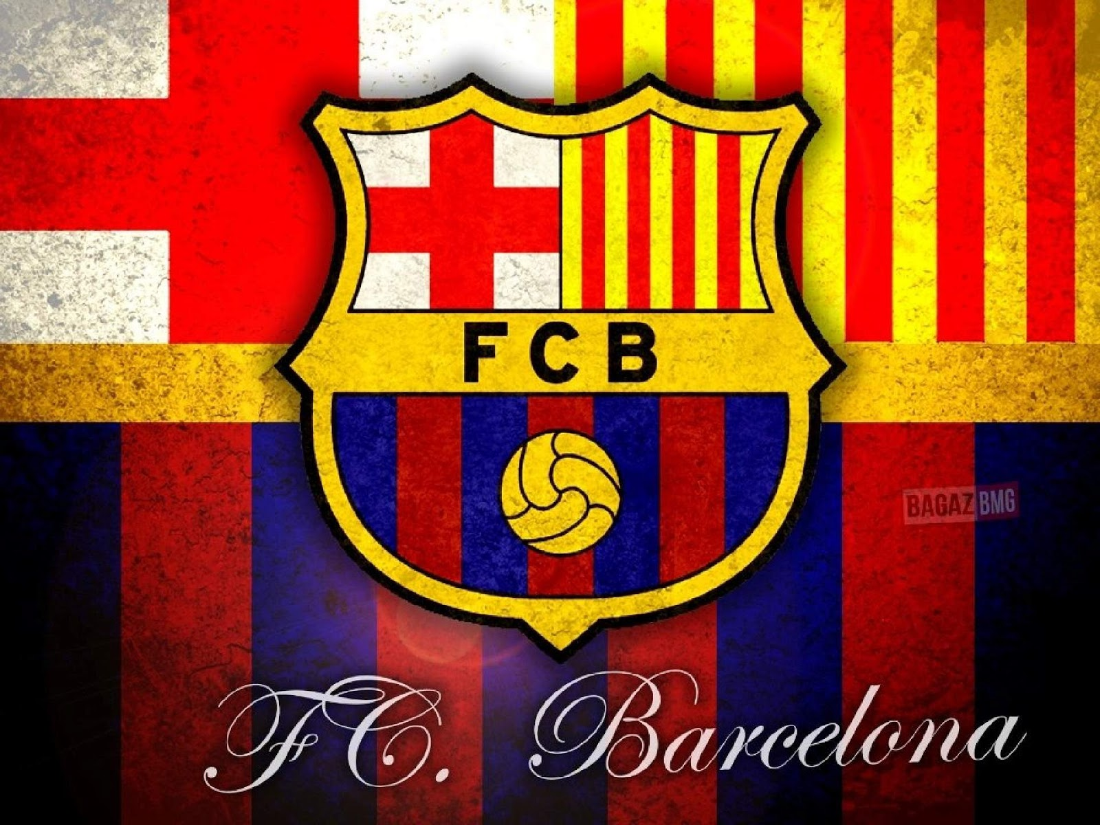 Barcelona Logo HD Wallpapers 2013-2014 - All About Football
