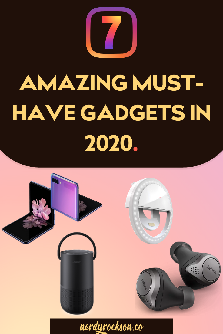 7 Amazing Must-Have Gadgets in 2020