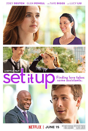Set It Up (Web-DL 720p Dual Latino / Ingles) (2018)