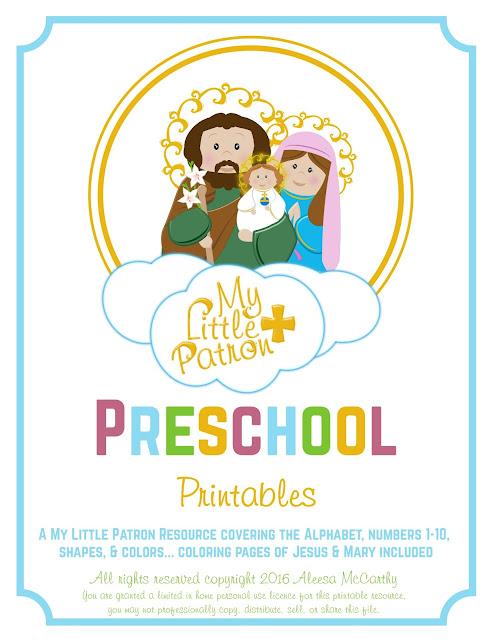 https://peterssquare.com/product/catholic-preschool-printables/