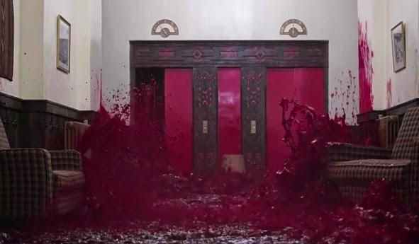 המסדרון מלא בדם