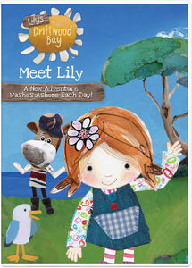 NCircle Entertainment Lily's Driftwood Bay ~ #Review #Giveaway