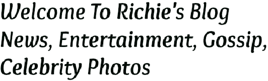 Welcome To Richie's Blog.
