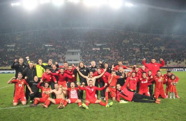 Fußball U21 EM 2019 Quali: Makedonien bekam Gruppengegner zugelost