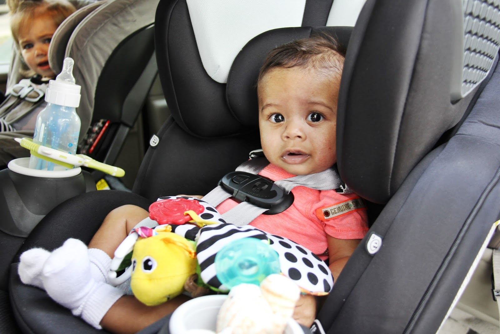 Baby Car Seat Test The Chronicles Of Ruthie Hart Gideon S New Car Seat
