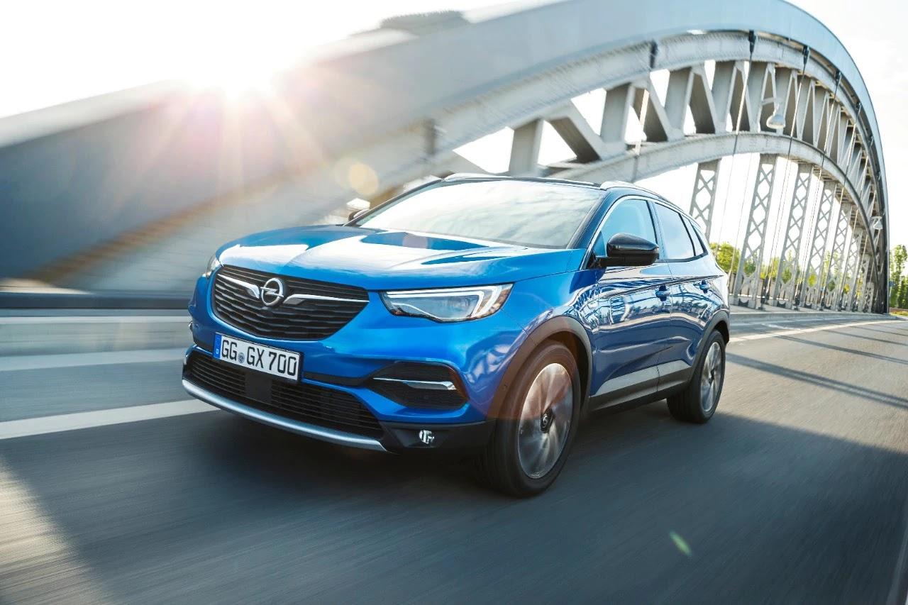 Το νέο Opel Grandland X