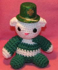 http://www.ravelry.com/patterns/library/amigurumi-st-patty-kitty