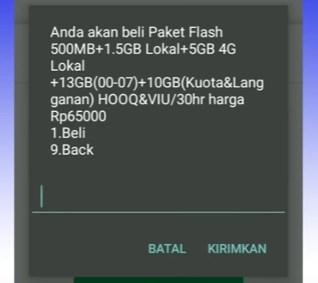 Paket Internet Murah Telkomsel 2018 Kuota 30 GB 65 Ribu