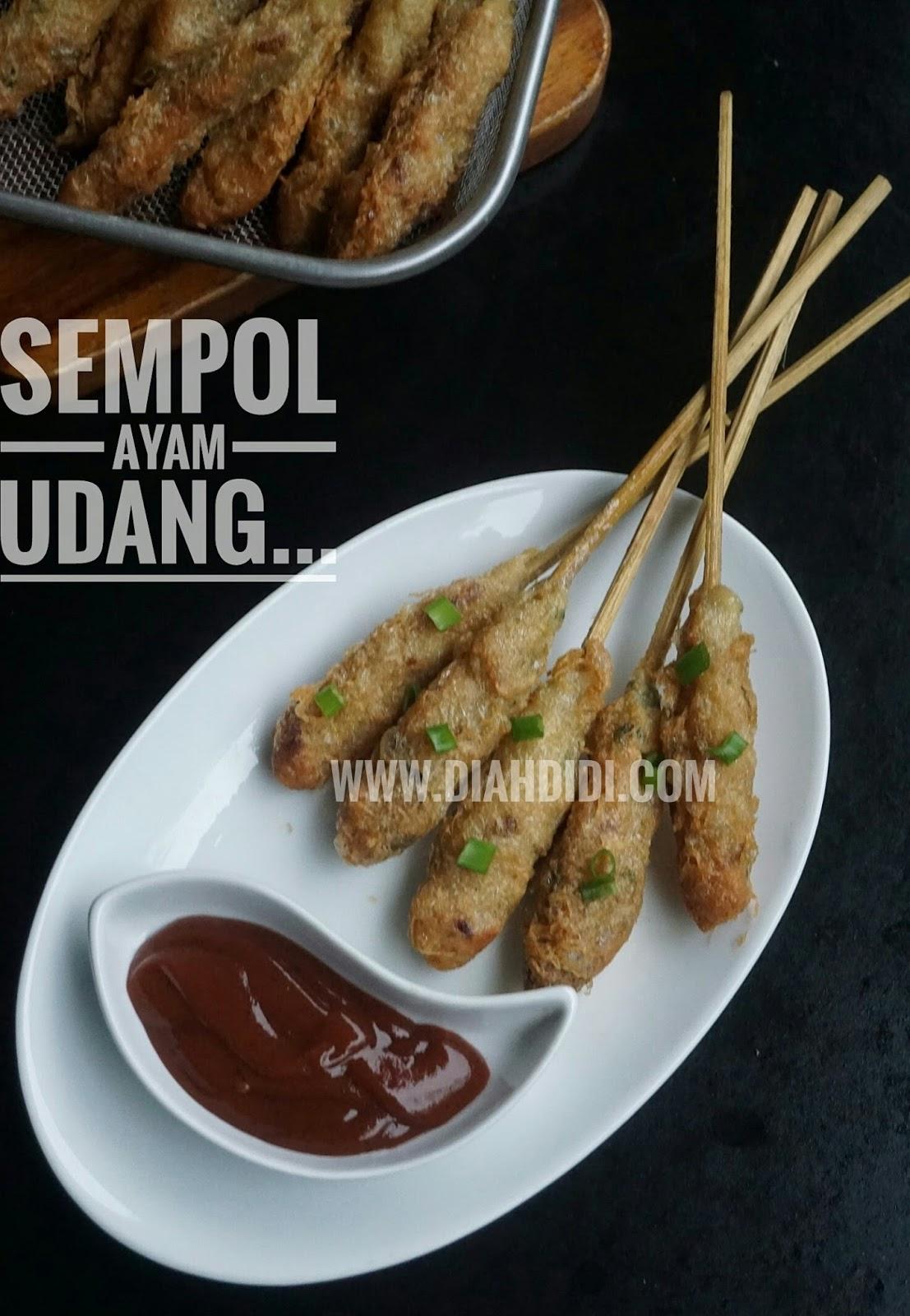 Sempol Ayam Resep : sempol, resep, Didi's, Kitchen:, Sempol, Udang