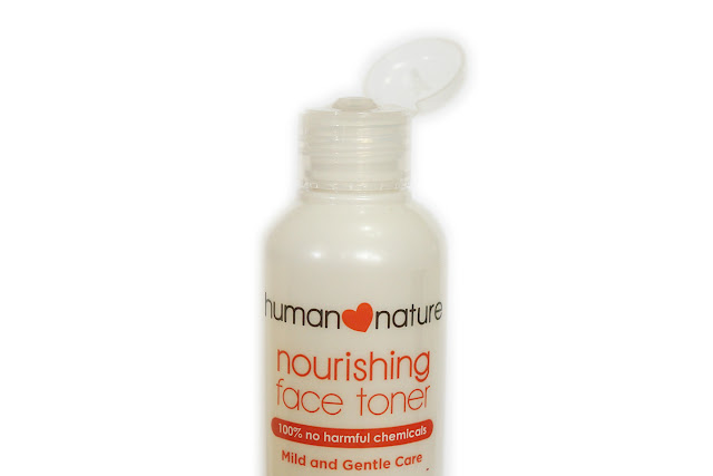 Human Nature Nourishing Face Toner