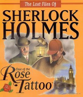 Sherlock Holmes 2 : El caso de la Rosa Tatuada