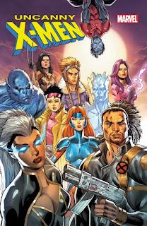 """Comic: Mostrada la portada aletrnativa de """"Uncanny X-Men' #1"""" por Rob Liefeld"""
