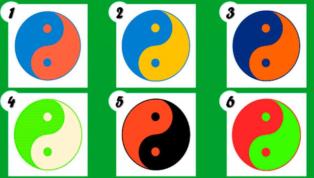 Выберите один из символов и узнайте что-то новое о своей индивидуальности!