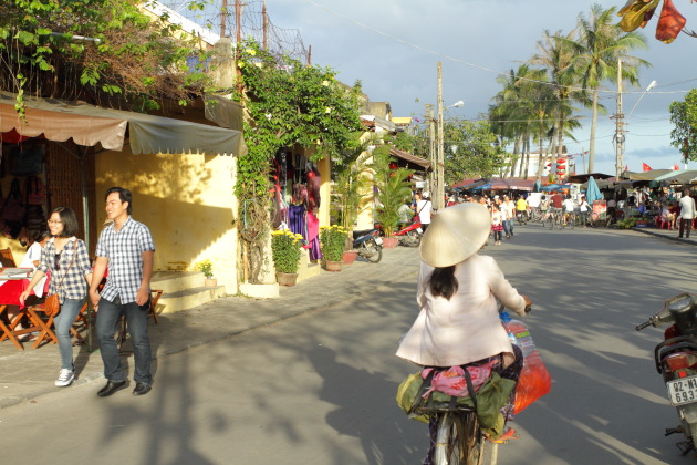 Old quarter of Hoi An, a traveler's paradise in Vietnam