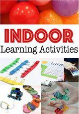 indoor learning activities