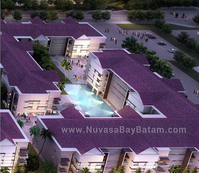 Nuvasa Bay Batam Senior Living Apartment
