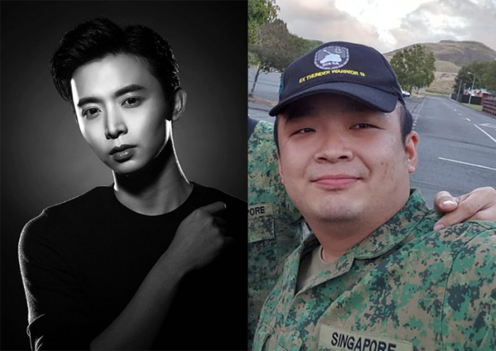 Aloysius Pang's NS mate remembers actor's kindness and competence, posted on Saturday, 26 January  2019
