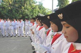 Senin Pagi Di Sekolah Ku Oleh Aditya Ansor Alsunah Bandung