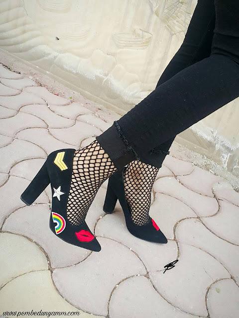 armalı ayakkabılar