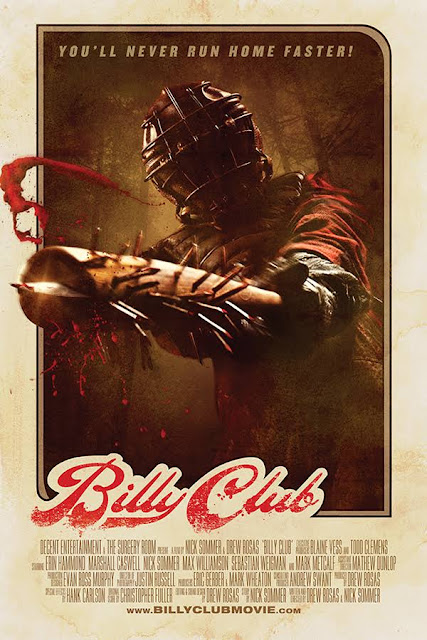 "2016 October Horror Challenge #96: ""Billy Club"""