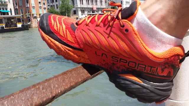 scarpa trail running la sportiva