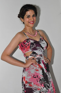 Actress Shraddha Das Pictures at tur Takies Interview 0006