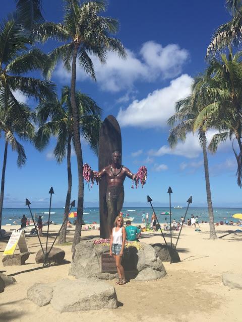 Hawaii, Waikikibeach, Oahu, Travel, Travelblogger, fashionblogger