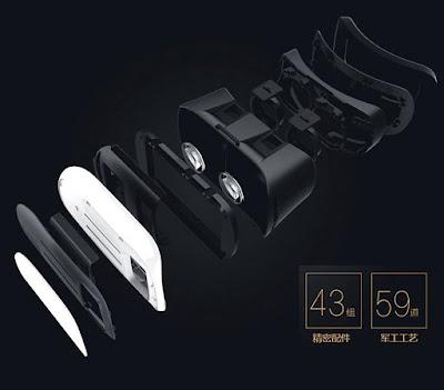 Kinh thuc te ao VR Box 2